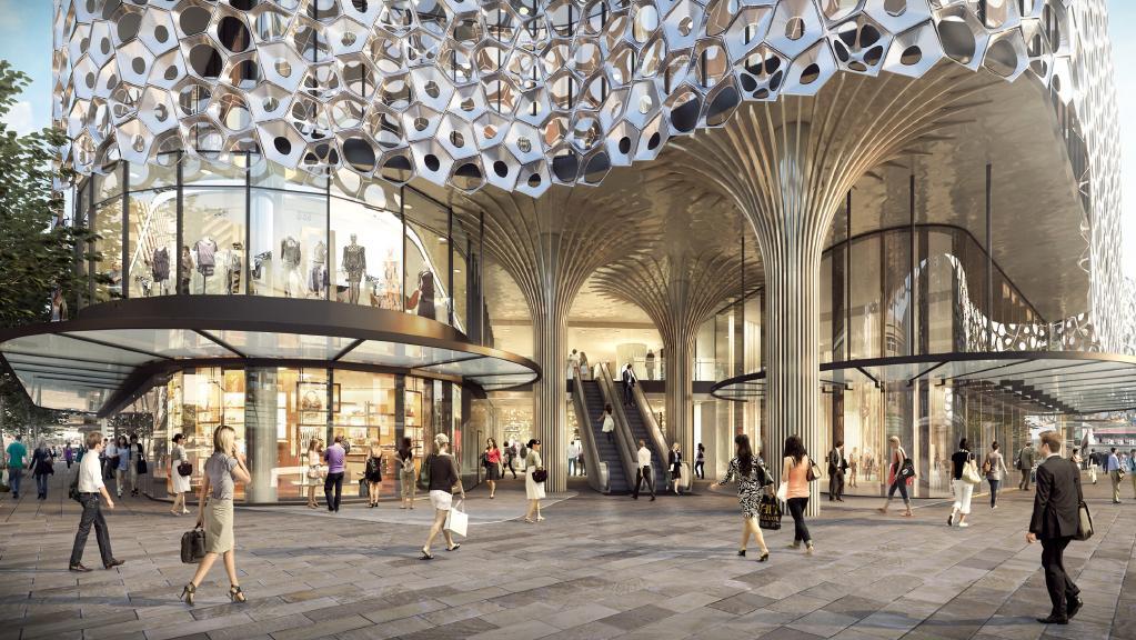 Brisbane new world city brisbane quarter mosaic for Design hotel queensland