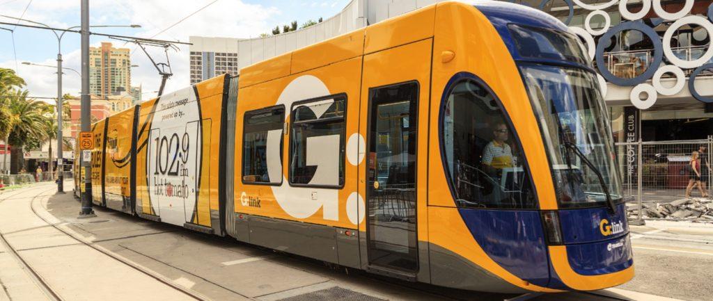 Gold Coast Infrastructure: Gold Coast Light Rail