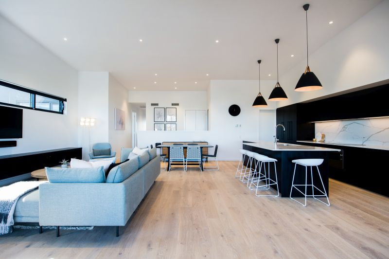 Reside by Mosaic Apartment living area