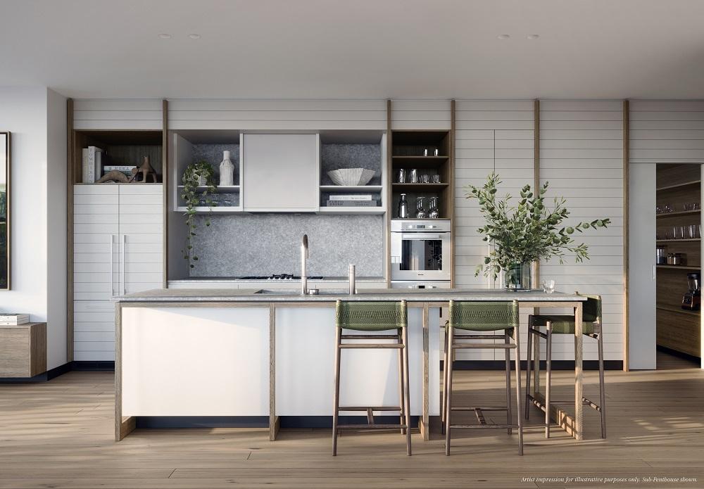 Bela Kitchen Render