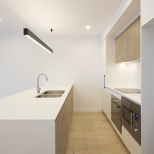 Key Apartment Features