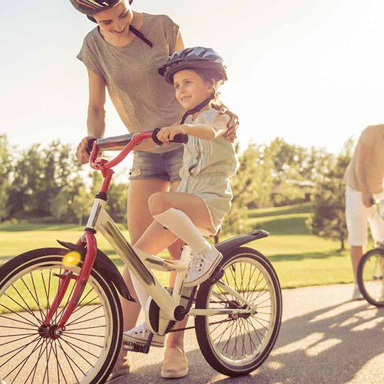 Parking & Bikes