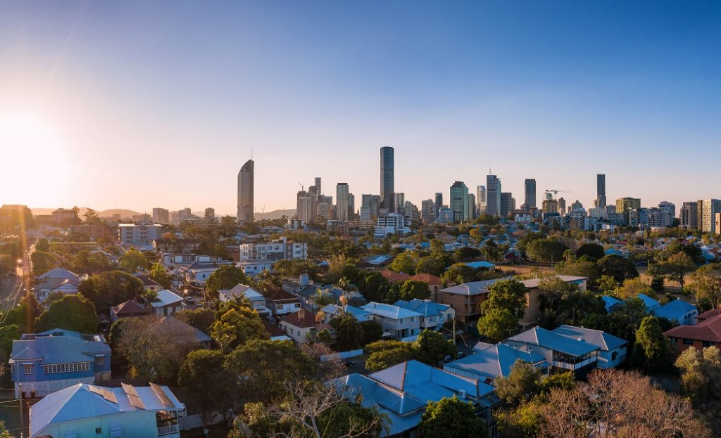 East Brisbane residential property